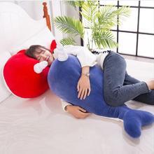 Wyzhy программное обеспечение нарвала Кукла Плюшевая Игрушка для дивана Спальня украшение в виде отправьте друзьям и подарки для детей ростом от 90 см