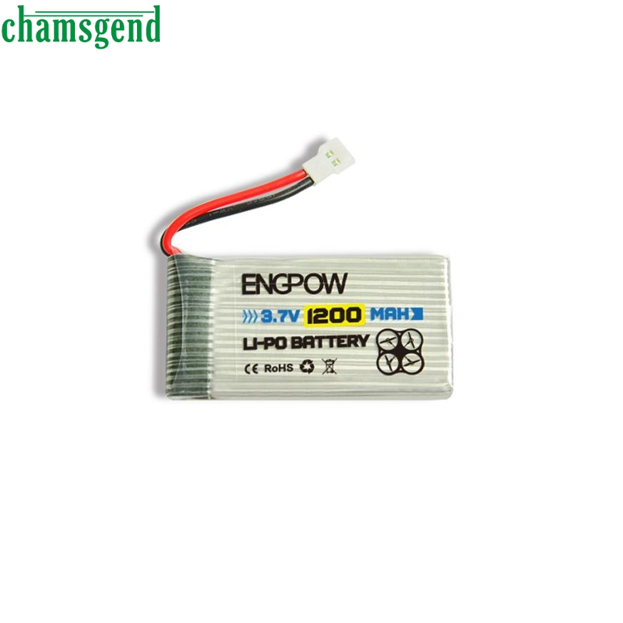 CHAMSGEND Upgrade 3.7V 1200MAH Battery For X5 X5C X5SC X5SW-1 X5SW may 24 P30