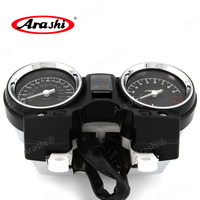 Arashi Speedometer Gauge For HONDA CB900 Hornet 900 CB919F 2002 2007 Meter Tachometer Gauges Odometer Clock CB 900 2003 2004