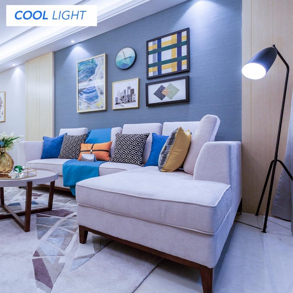 Spot Light Bulb GU10 Led 230V Energy Saving Corn Bulb 5W 7W SMD2835 Aluminum LED Lamp 220V MR16 LED Spotlight ampoule led maison in LED Bulbs Tubes from Lights Lighting