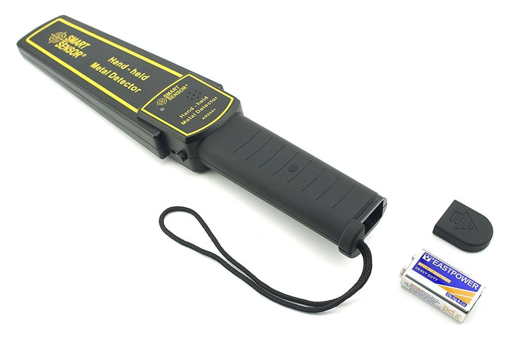 Ręczny wykrywacz metali Złoty Pinpointer Wykrywacz metali Skaner o - Przyrządy pomiarowe - Zdjęcie 6