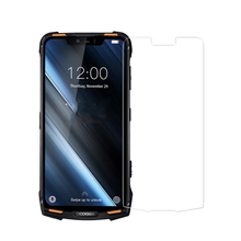 Smartphone Tempered Glass  for Doogee S90 6.18 Glass 9H  Protective Film Screen Protector cover phone voongson 9h 2 5d screen protector for lenovo s90 s 90 tempered glass for lenovo s90 s 90 protective toughened glass film