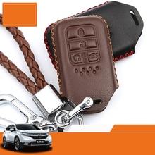 LSRTW2017 car styling key bag for honda crv 2017 2018 5th generation