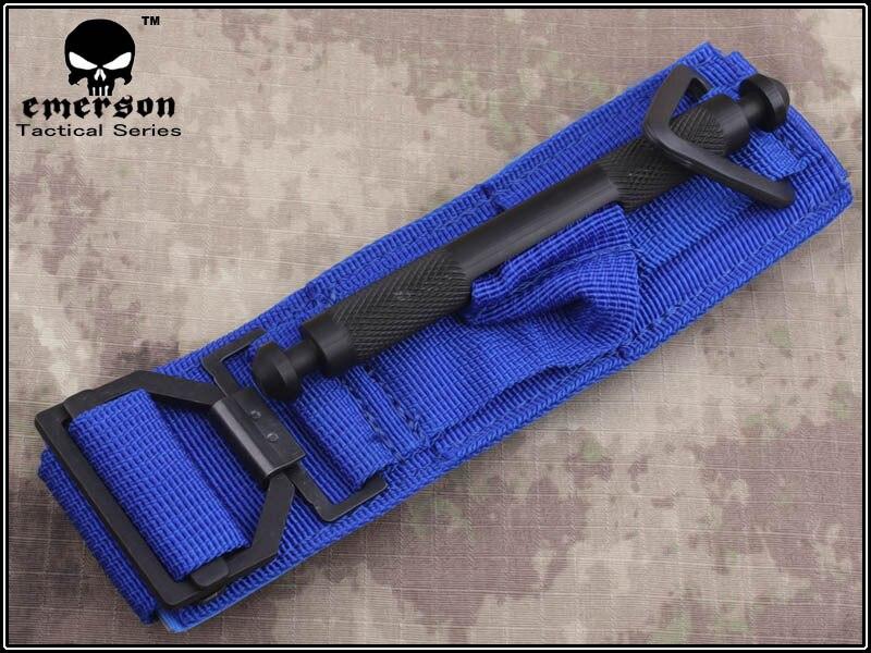 EMERSON version of a tourniquet NSN:6515-01-587-9843 Blue