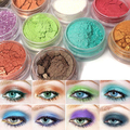 2016 New Pro 30 Colors Pigments Glitters Makeup Cosmetic Eye Shadow Mineral Powder