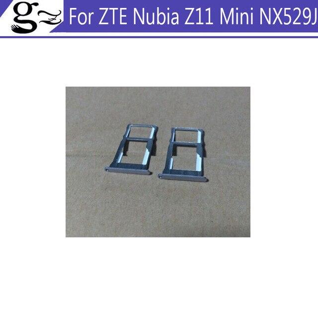 ДЛЯ ZTE Nubia Z11 Mini NX529J Nano Sim + Карта Micro Sd Держатель Лотка Слот Разъем Запасные Части