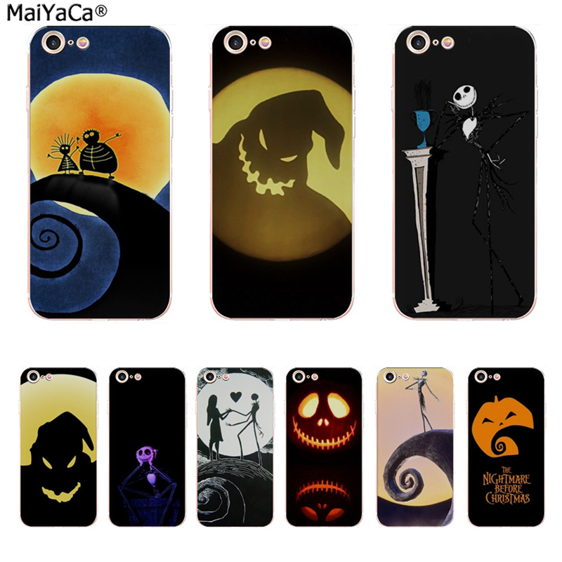 coque iphone 6 the nightmare before christmas