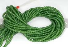 Новое поступление бусины из нефрита ювелирные изделия 3 мм зеленый