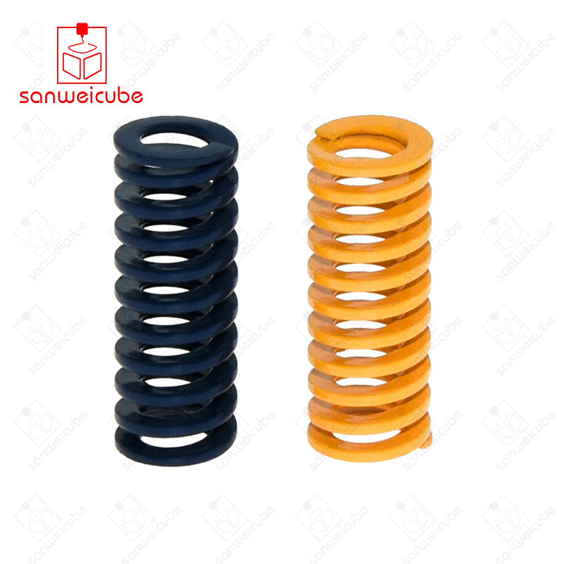 5PCS/lots Pressure Springs 3D Printer Part Imported Length 23mm OD 8mm ID 4mm for CR-10/Ender-3 Hotbed