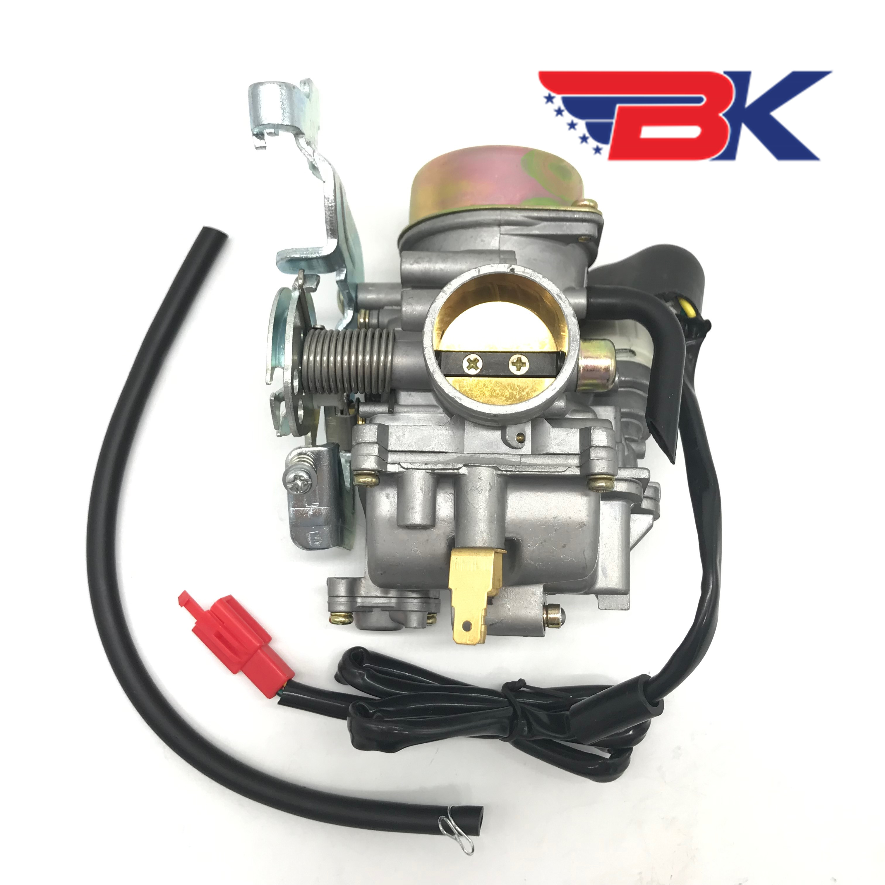 Buyang 300CC BY 300 30mm Carburetor Carb ATV Quad D300 <font><b>G300</b></font> Engine Parts No 2.8.01.0001 image