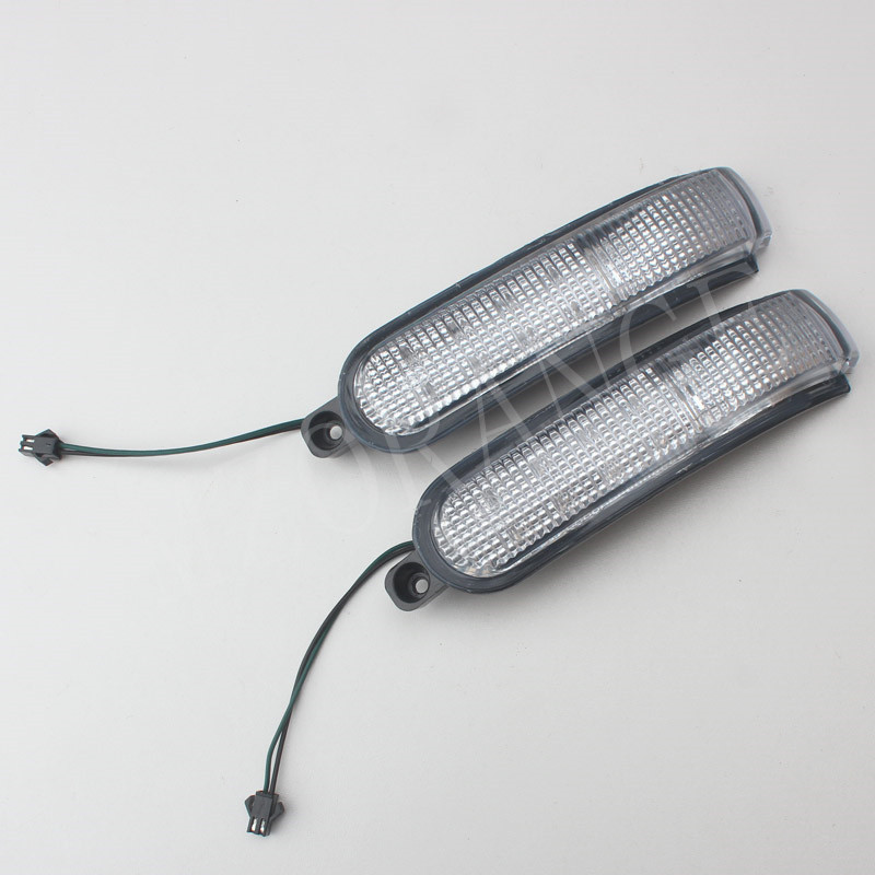 Car styling Turn Signal Lights Left and Right Car Rear View Side Mirror Rearview Mirror Lamp For Suzuki Swift 2005-2016