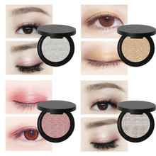 4 Colors Mineral Eye Shadow Gittler Powder Pigment Cosmetics Makeup Eyeshadow