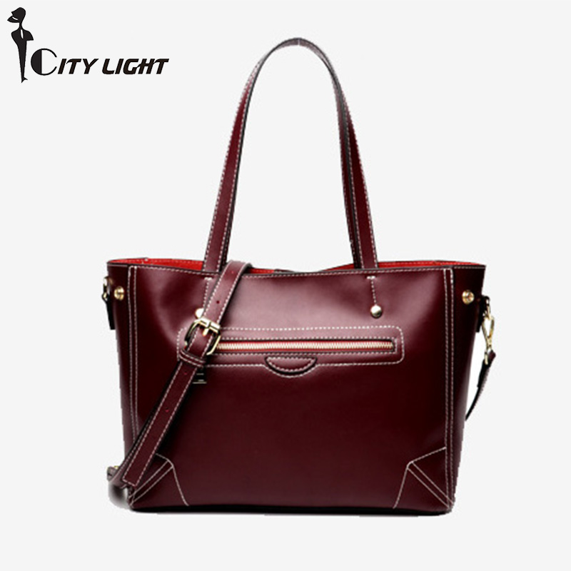 Fashion Genuine Leather Women Handbags Smile Face Women Messenger Bags Famous Classic Women Tote Bags Women Party Clutch Bags