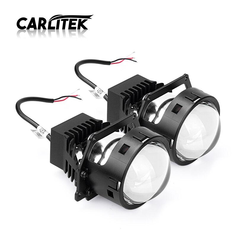 CARLitek pour Hella 5 phare voiture Led Auto ampoule lumières projecteur lentille 20000LM 100 W 6000 K Led D3S D4S D1S D2S D2H H4 lampe