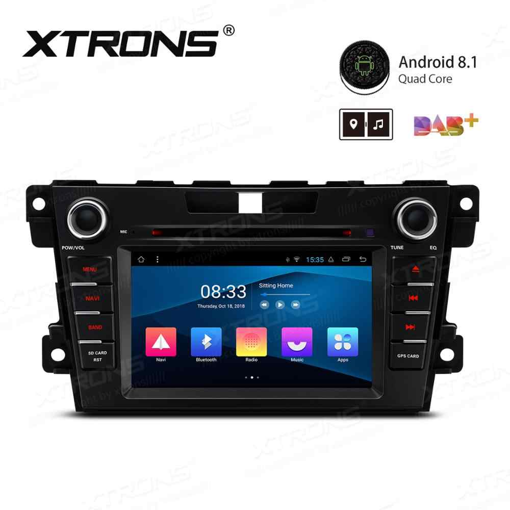 XTRONS 7 ''Head unit Car Dvd-speler Voor Mazda CX-7 CX7 2007 2008 2009 2010 2011 2012 Radio Touch screen GPS Navigatiesoftware OBD WIFI