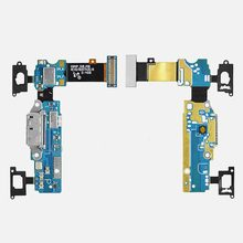 Do Samsung Galaxy S5 G900V ładowarka Port USB domu złącze i czujnik Flex Cable(China)