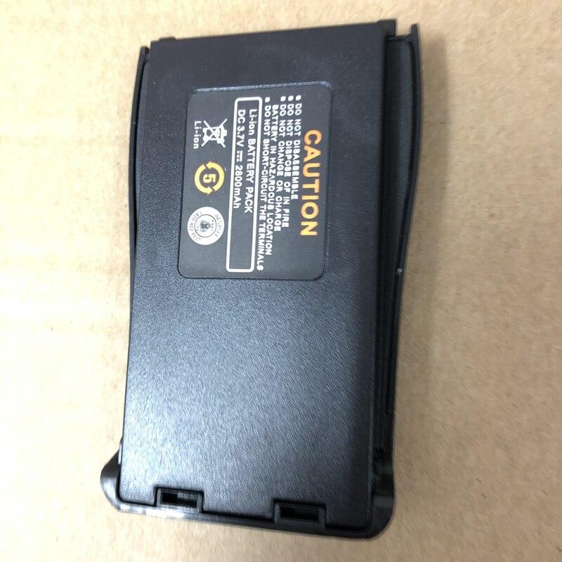 Image 2 - 2pcs Baofeng Battery bf 888s walkie talkie 1500mAh LI Battery BAOFENG BF 888S 777S 666S Walkie Talkie 2800 Button Intercom radio-in Walkie Talkie from Cellphones & Telecommunications