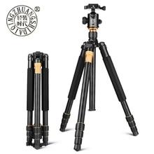 חם QZSD Q999 מקצועי צילום נייד מגנזיום סגסוגת אלומיניום חצובה חדרגל Stand Ballhead עבור DSLR מצלמה