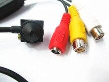video audio security mini cctv camera PAL/NTSC
