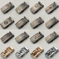 Business schnalle für gürtel Legierung Automatische schnalle gürtel bund männer hosen führen business casual 3,5 cm halbzeuge produkt
