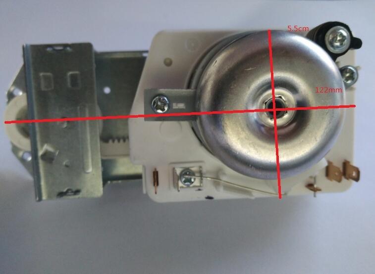 Microwave Oven Parts TM30MU01E\KN30MCA01E 220V timer