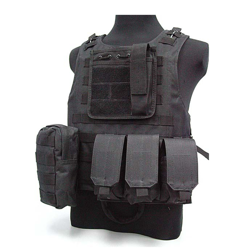 Airsoft paintball vest tactical combat hunting vest tan balck od cp digital color tactical vest outdoor sport gear vest