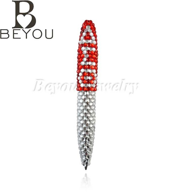 delta sigma theta sorority bling pen greek letters fashion custom jewelry gift pen dst pen