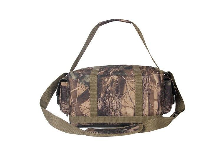 Sac de ceinture de chasse en plein air Bolsos Militares sac de poche tactique Molle sac à dos imperméable randonnée Camping épaule - 5