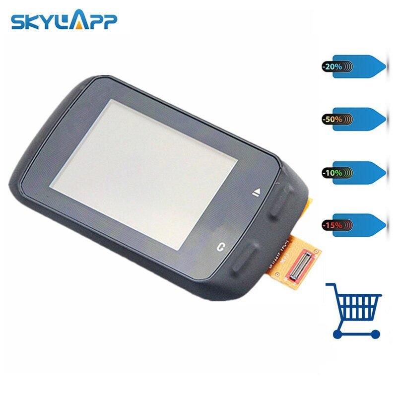 Skylarpu LCD screen display Module for garmin edge 510 for edge 510J GPS Bike Computer LCD