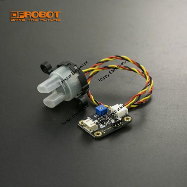 DFRobot Gravity Analog / Digital Turbidity Sensor, 5V DC support both signal output compatible with arduino for Water Testing