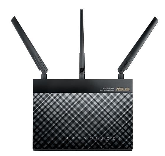 Routeur WiFi double bande AC1900 avec application routeur ASUS et AiProtection, prenant en charge le réseau réseau aimail-mesh - 4