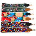 (4 Metal Colors) Wide 80cm, 125cm Replacement Shoulder Bag Strap DIY 5cm Colorful Straps for Purses Handbags Bags Belt