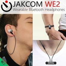 JAKCOM WE2 Wearable Inteligente Fone de Ouvido venda Quente em Fones De Ouvido Fones De Ouvido como xiomi spinfit wirless fone de ouvido