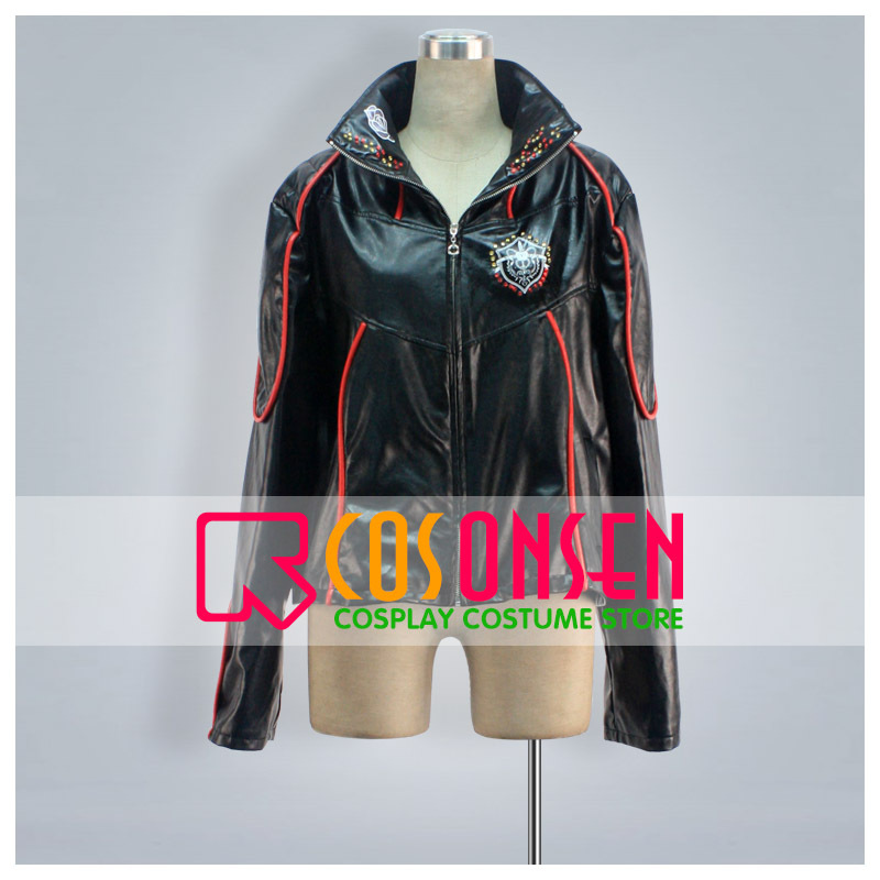 COSPLAYONSEN Kamen Rider Double W Forever Never Jacket Cosplay Costume Gorgeous Version