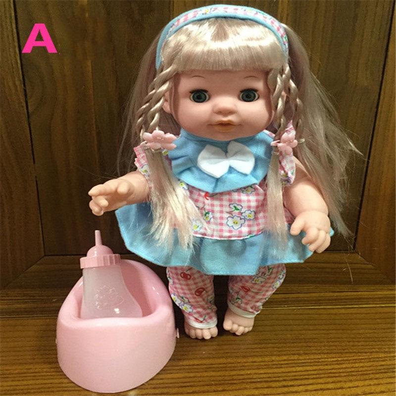 Las muñecas bebé Lelia pueden sonar beber agua serán orinar y - Muñecas y accesorios - foto 3