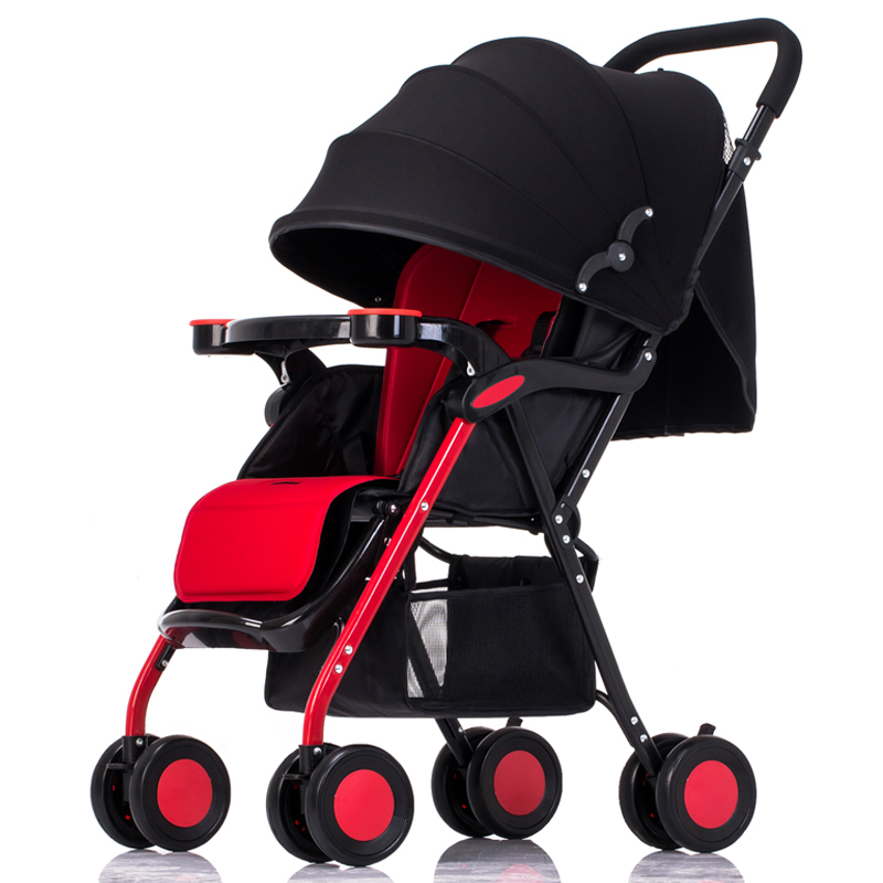 baby stroller light folding umbrella car can sit can lie 4.5kg ultra-light portable on the airplane 2018 new style baby carriage baby stroller light folding umbrella car can sit can lie ultra light portable on the airplane