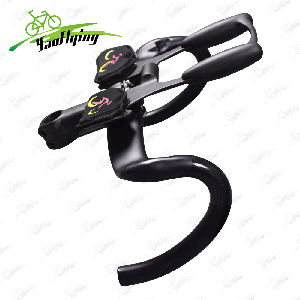 Buy Carbon Handlebar Tt Bike Handle Bars Carbon