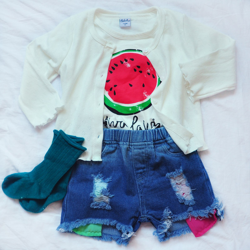 18 zomer meisjes, Auricularia kanten vest, kinderen strand, - Kinderkleding - Foto 5