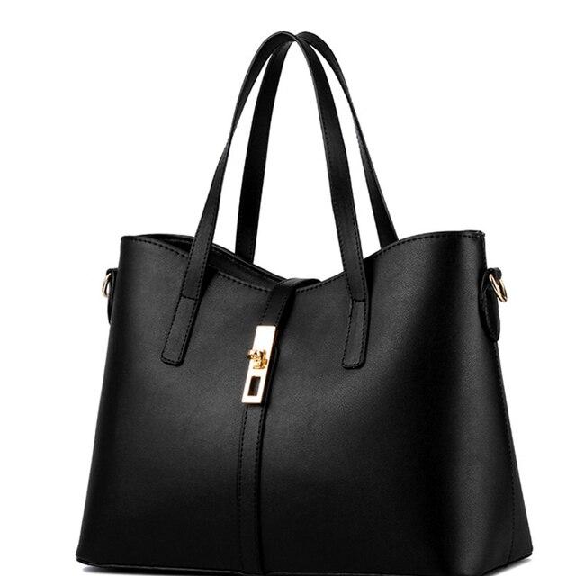 111e2eef76ba 2016 new design women BAG fashion handbag PU leather high quality shoulder  bags crossbody bag gift