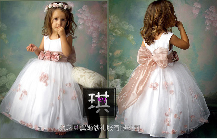 Wedding dresses child wedding ideas for Wedding dresses for newborns