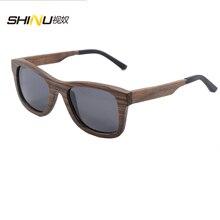 Geniune de Madera Hechos A Mano Retro gafas Polarizadas de Conducción Gafas de Sol de La Vendimia Hombres de Las Mujeres de Moda de Verano Gafas de sol Gafas De Sol 68043