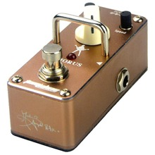 Aroma ACH-3S Chorus Pedal Guitar Effect Signature by Hands Without Shadows Michael Angelo Batio aroma tomsline ach 3 mini chorus guitar pedal guitar effect pedal original