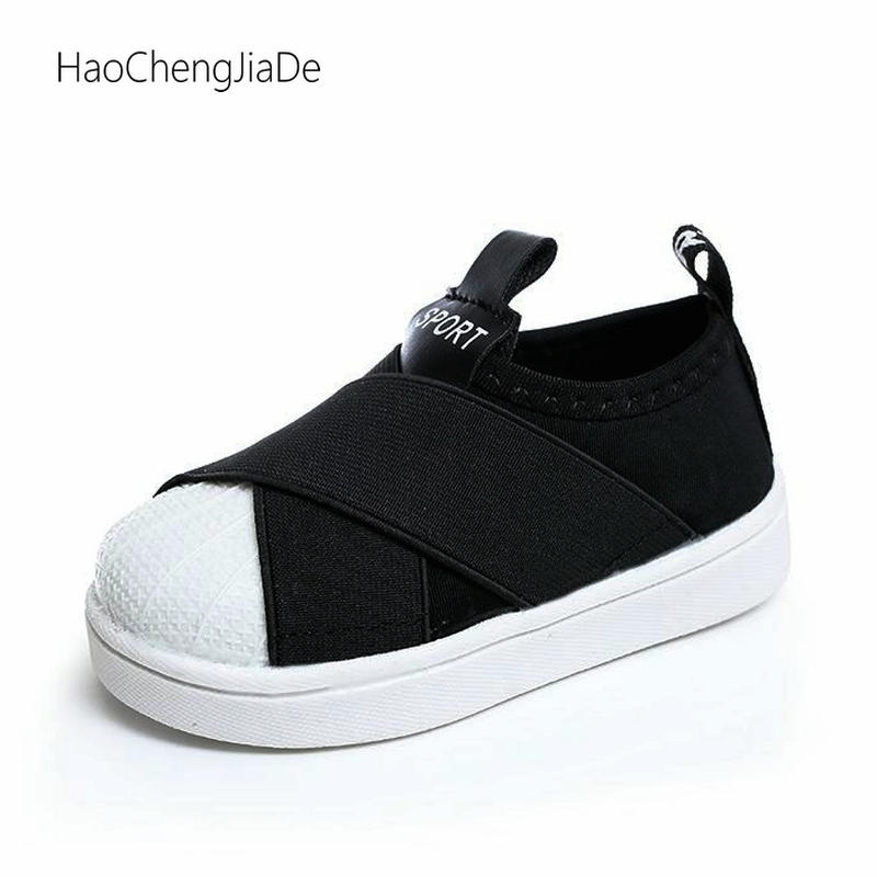 Boys Kids Children Soft Genuine Leather Causal Shoes Sneaker Sports Hiking Size