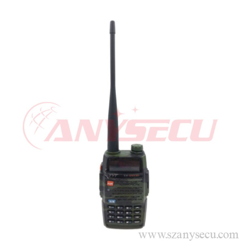 TYT TH-UVF9D walkie talkie dual display three band 136-174 350-400&400-480MHz two way radioTYT TH-UVF9D walkie talkie dual display three band 136-174 350-400&400-480MHz two way radio
