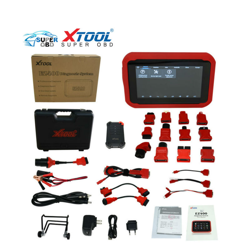 2016 Original XTOOL EZ400 same function as XTOOL PS90 PS 90 Diagnoctic Tool EZ 400 updated online dhl free shipping