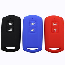 Silicone motorcycle key cover case fit for Honda autocycle vario 150 208 lead sh125/150 PCX PXC motorbike key shell accessories(China)