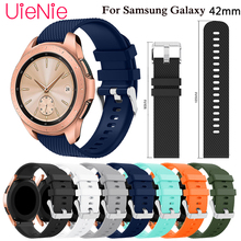 Smart Accessories 20mm Wrist Band For Samsung Gear sport S2 S4 Silicone Replacement Strap For Samsung Galaxy Watch 42mm Bands цены онлайн