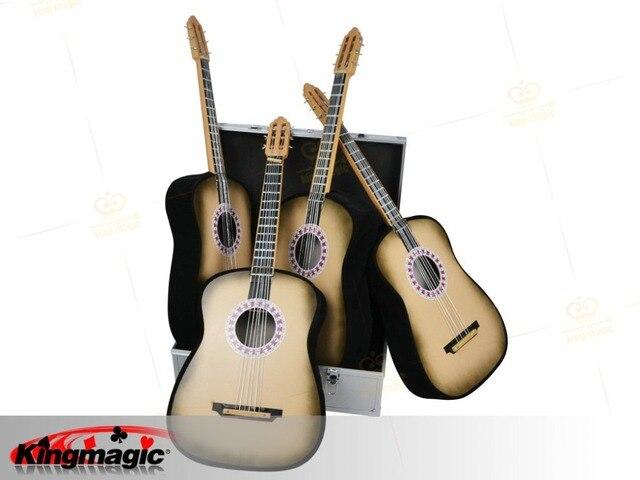 Appearing Guitars Guitar Magic Tricks Stage Magic wholesale