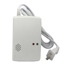 Gas Detector Wireless Gas Leakage Detector for home security alarm system gas sensor detector