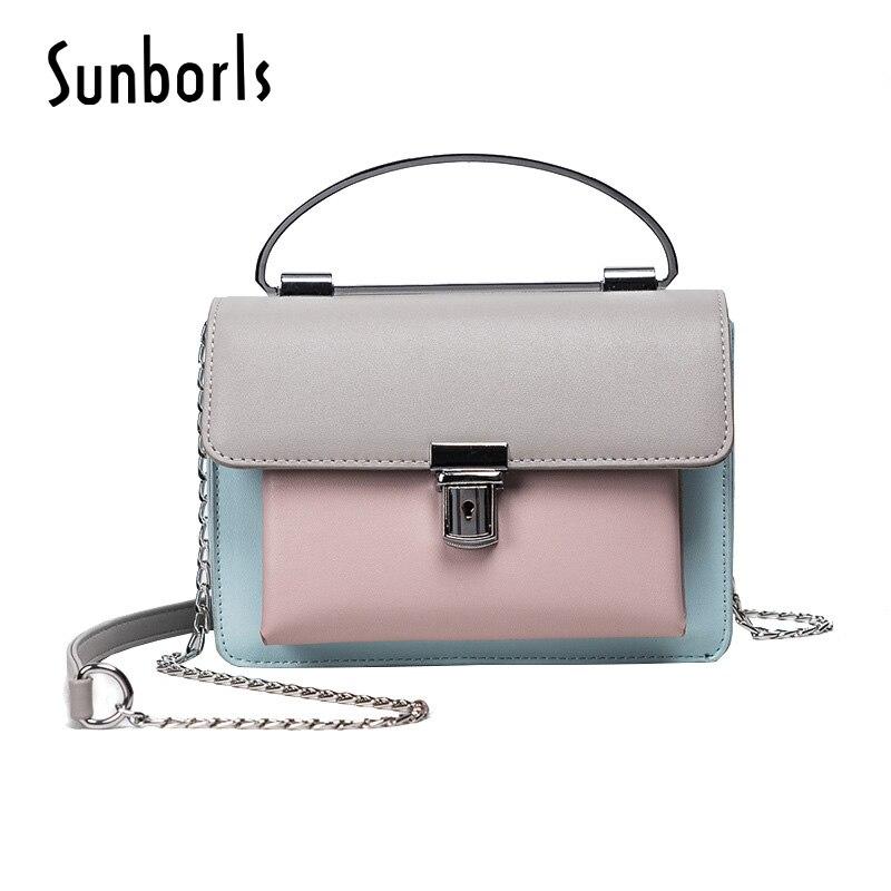 Piccole signore di alta qualità borse messenger sacchetti di spalla del cuoio crossbody bag per la ragazza delle donne di marca borse 2V5084